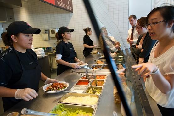 Canteen service
