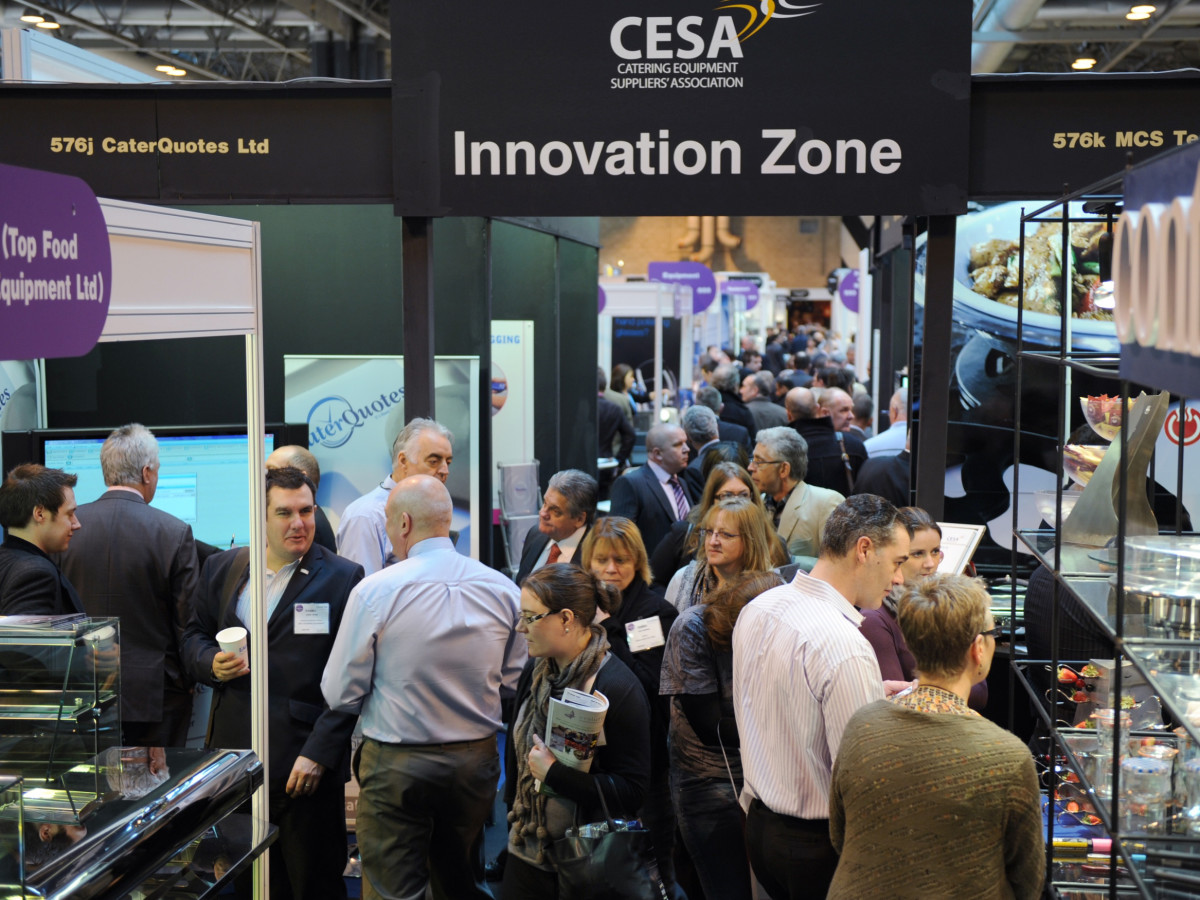 CESA Innovation Zone, Hospitality Show
