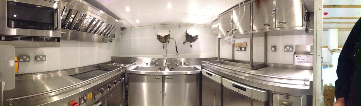 Galley panorama