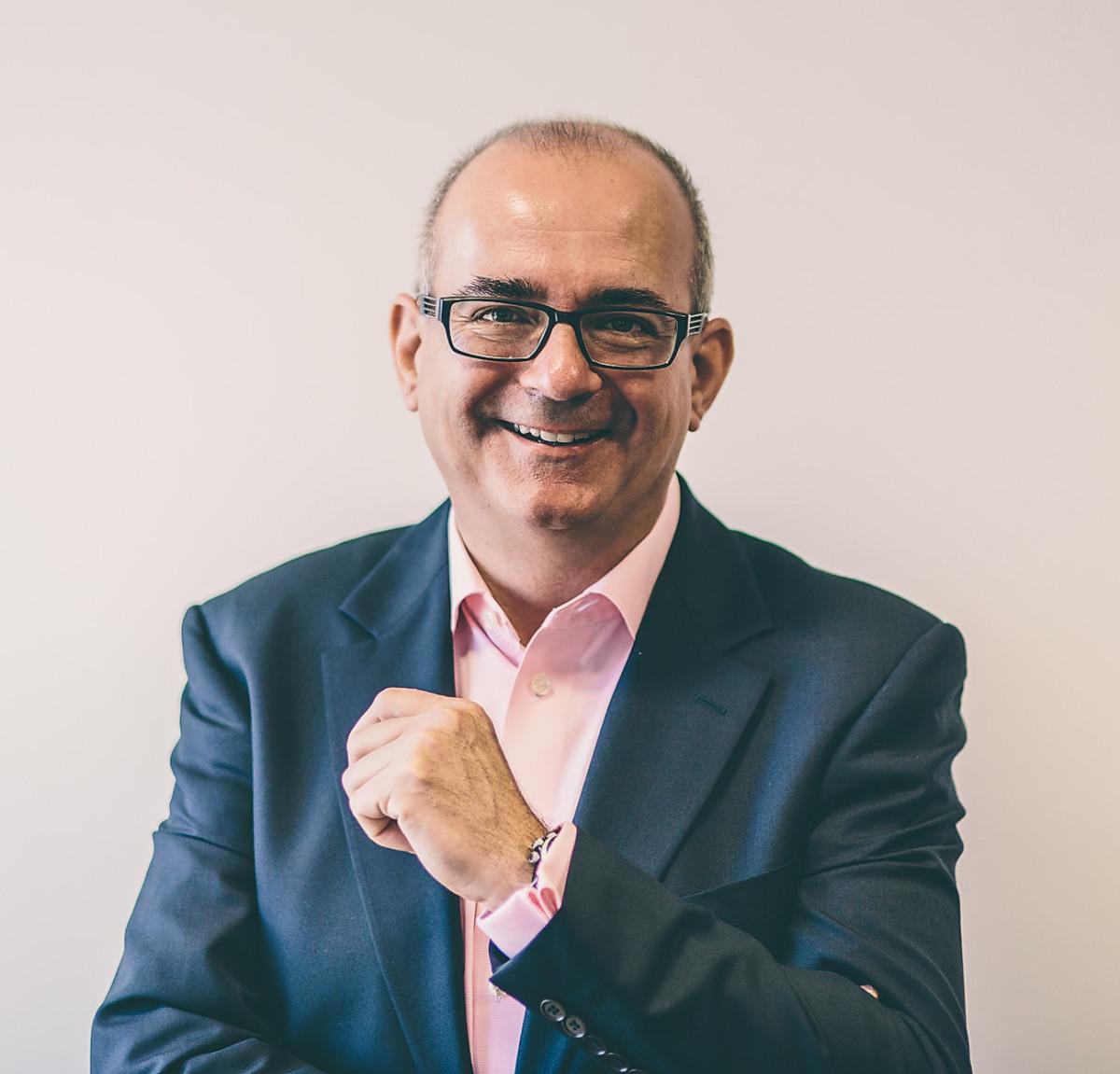 Andrew Wilson, co-founder Wilson Vale