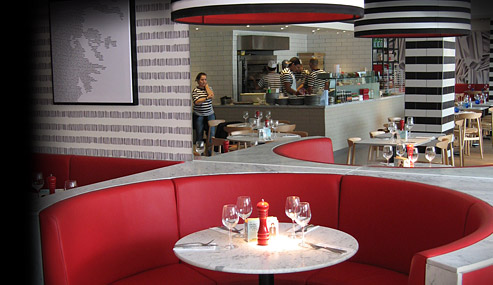 Pizza Express restaurant