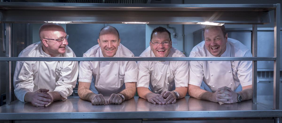 Levy Restaurants culinary directors