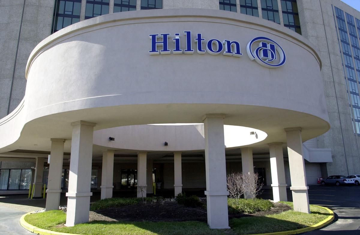 Hilton New Jersey