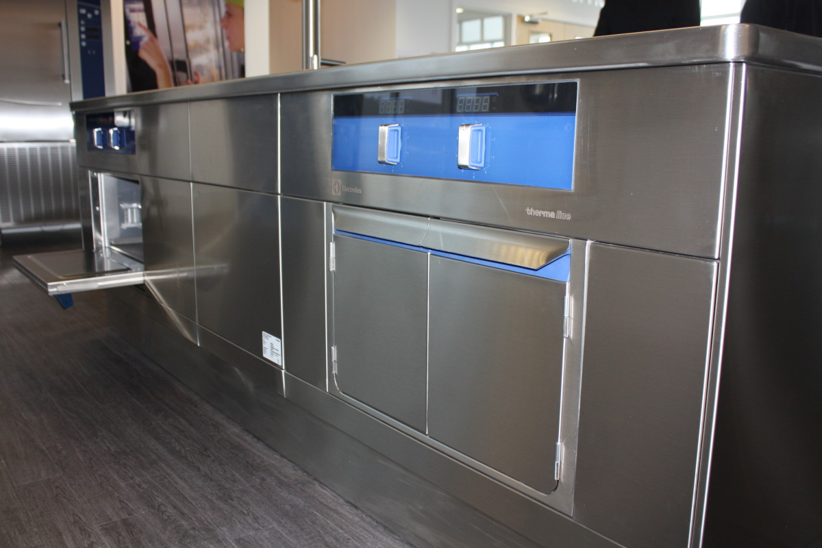 Electrolux Thermaline suite
