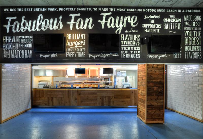 Fabulous Fan Fayre, Etihad Stadium