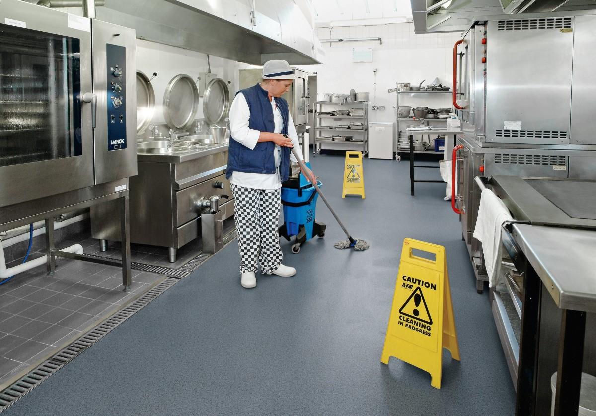 Polyflor Apex flooring