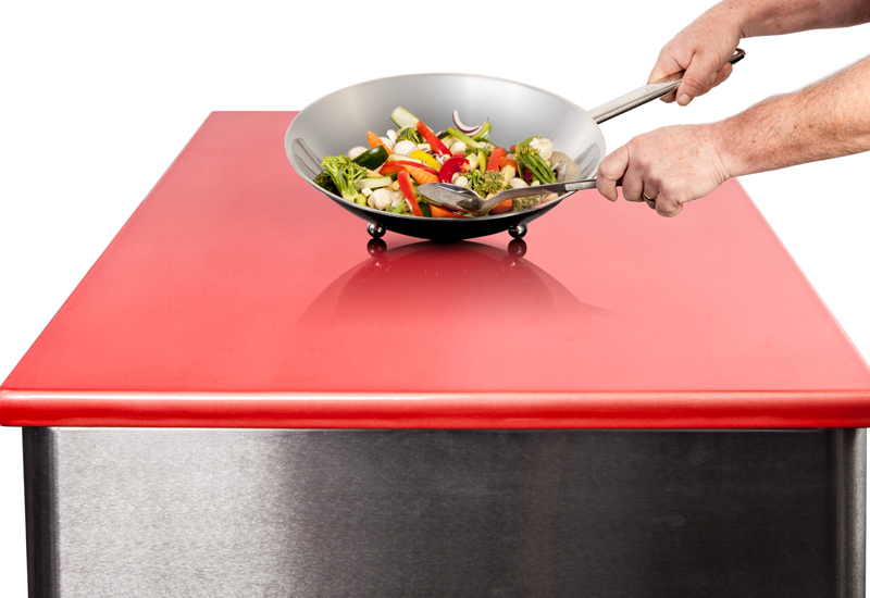 Induction wok