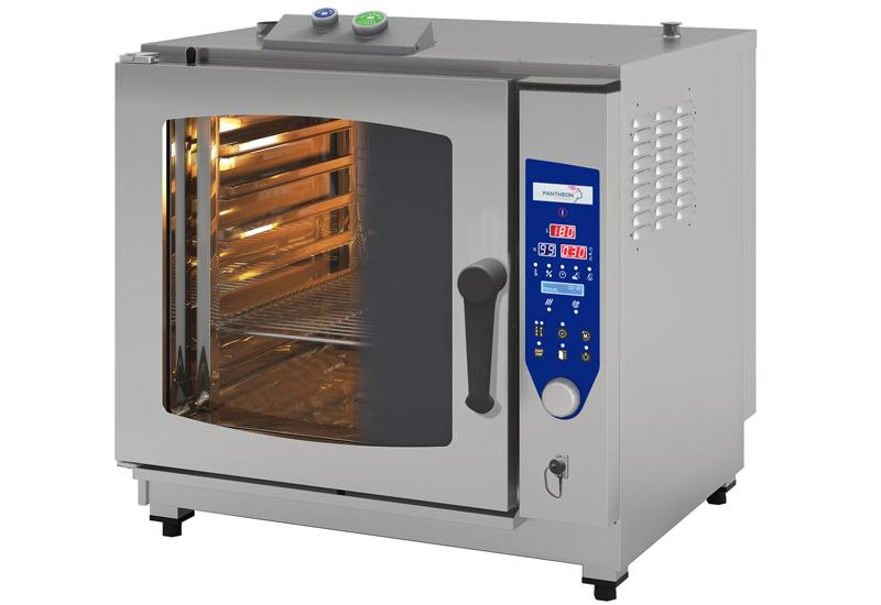7 grid combi oven