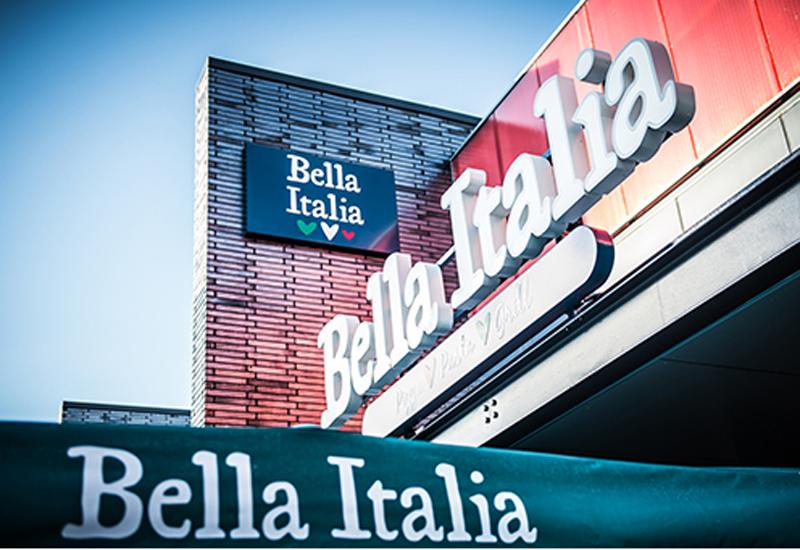 Bella Italia Milton Keynes