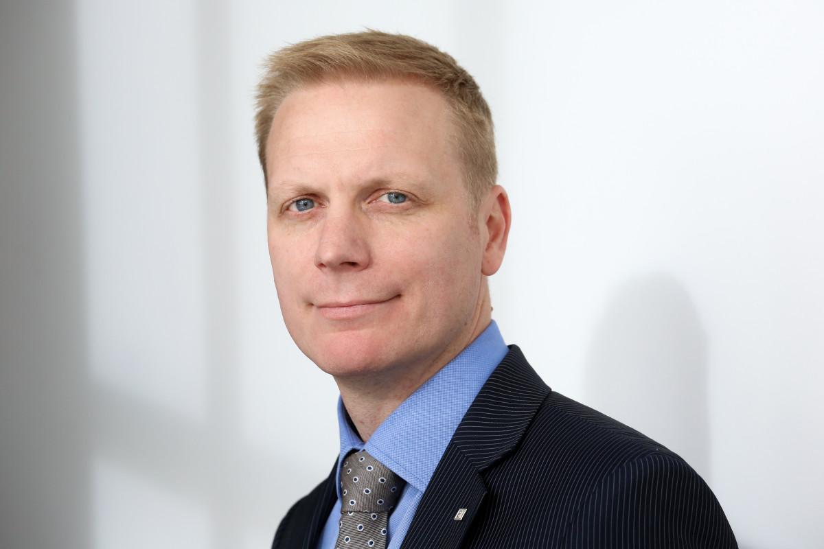 Darren Lockley, head of UK & Ireland, Electrolux Professional