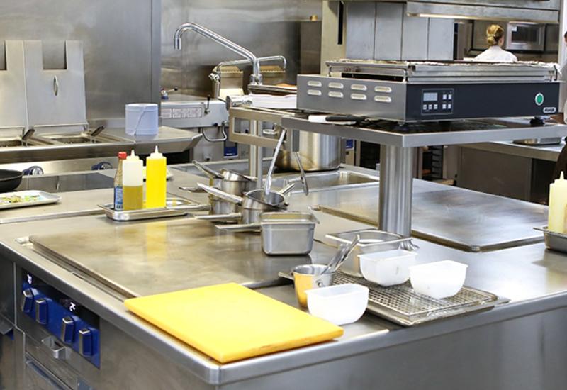 Electrolux Northcote kitchen