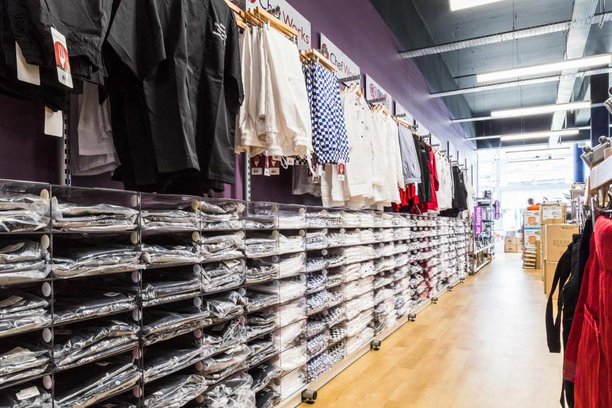 Nisbets Cardiff store 02