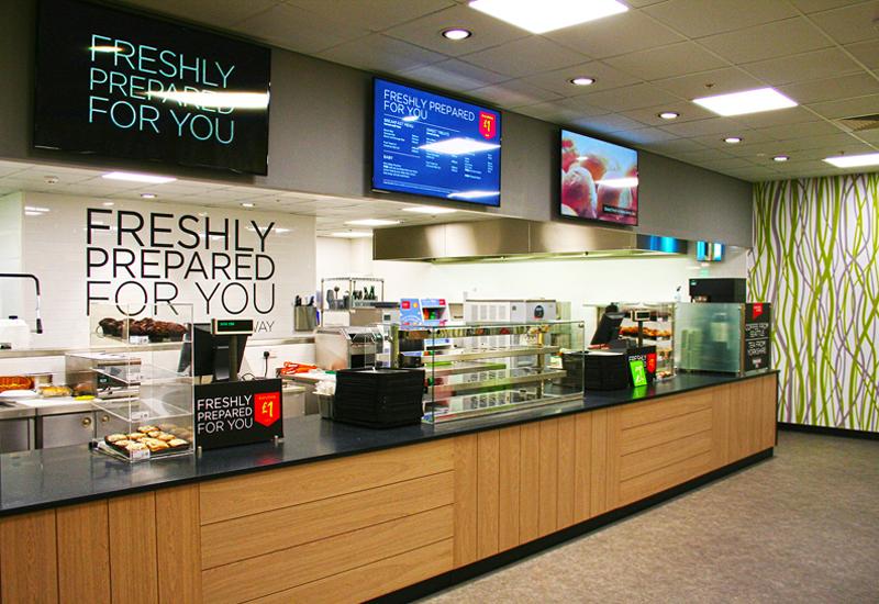 Asda Express Diner Fosse Park 1
