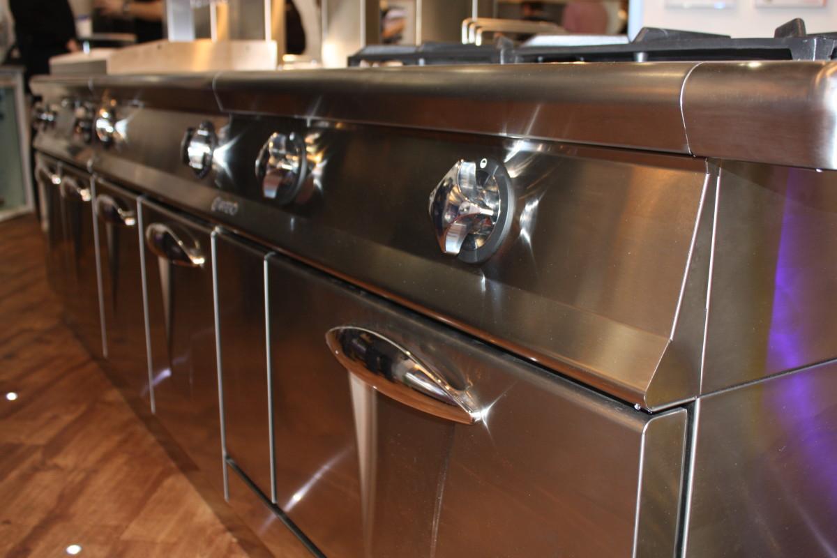 Lainox cooking suite