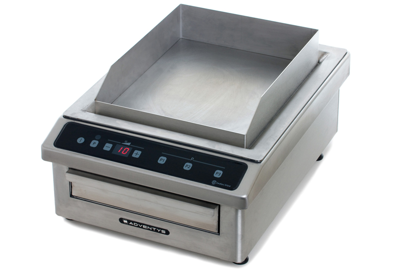 Adventys BGIC3000 induction plancha