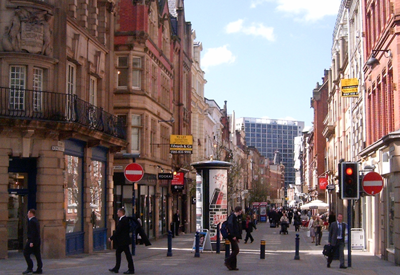 King Street, Manchester