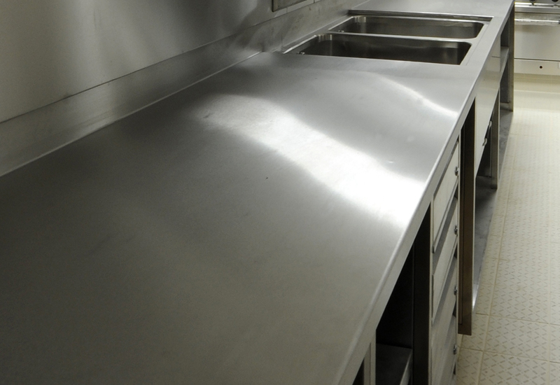 Refits and refurbs at Cafe Royal bt C&C Catering