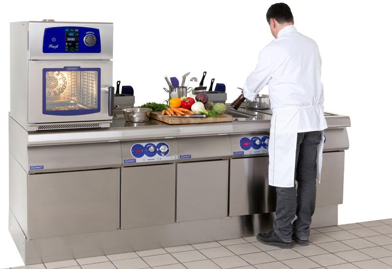 Bonnet Compact Kitchen Concept 2