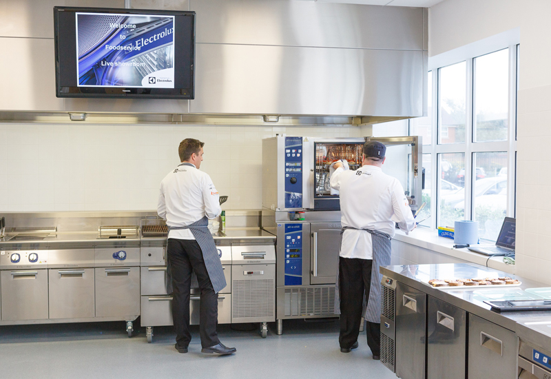 Electrolux Centre of Excellence, Luton