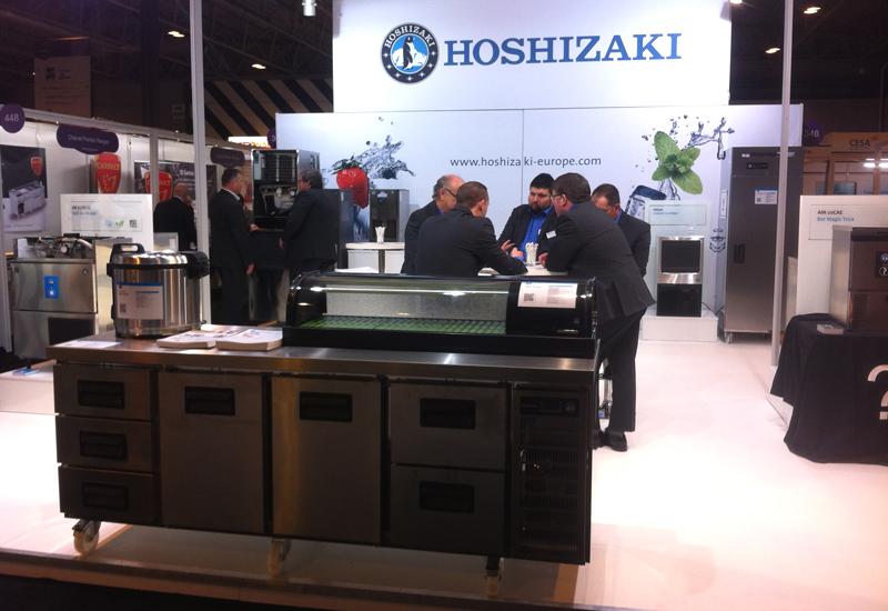 Hoshizaki stand