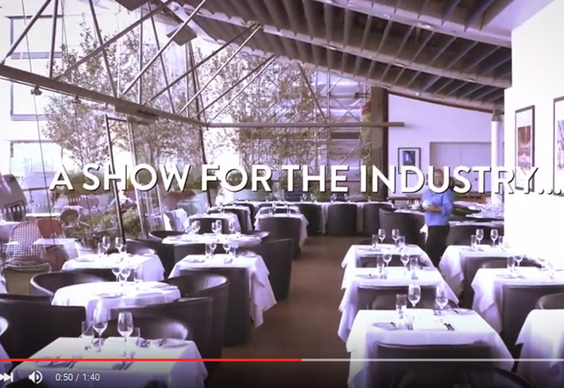 Hotelympia 2016 video