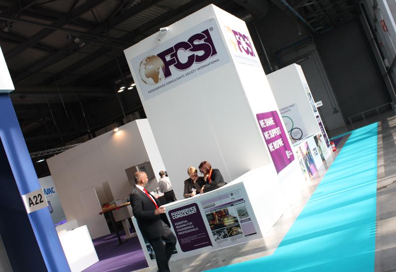 FCSI Host stand