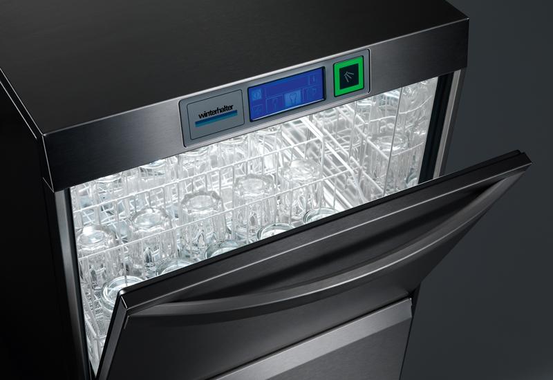 UC glasswasher