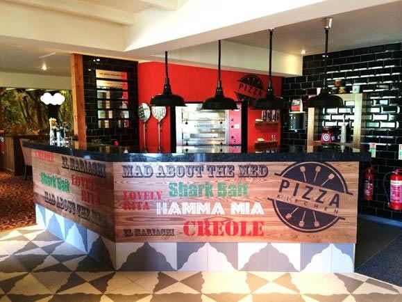 Marston's Pizza Kitchen