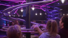 Alton Towers Rollercoaster Restaurant 2