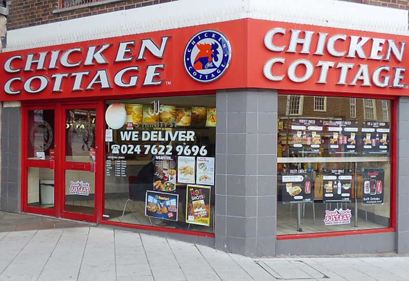 Chicken Cottage
