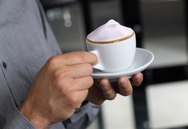 Foam cappuccino
