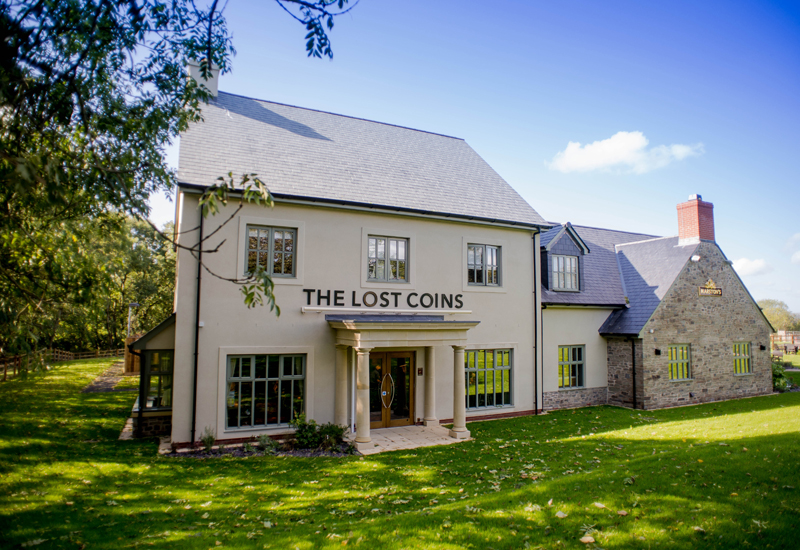 The Lost Coin, Haverfordwest