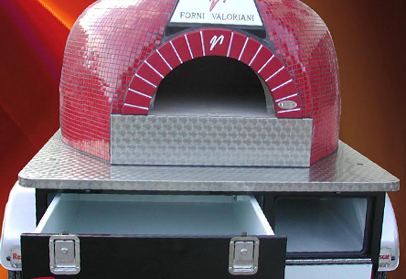 Valioriani trailer oven