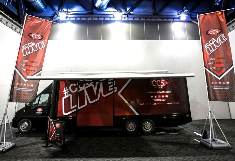 CCS mobile showroom