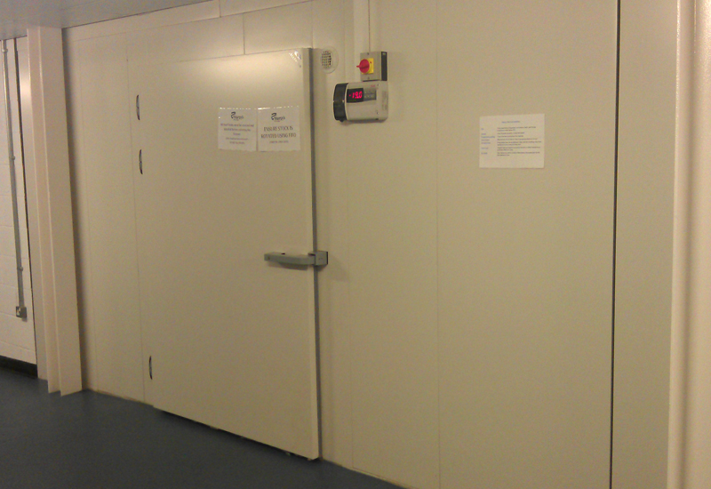 Celltherm coldroom
