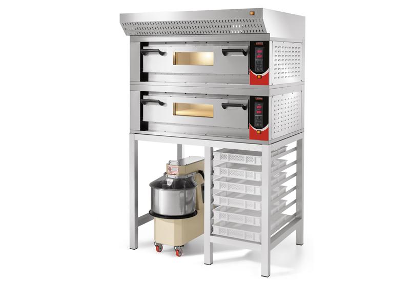 Sirman Vesuvio electric pizza oven