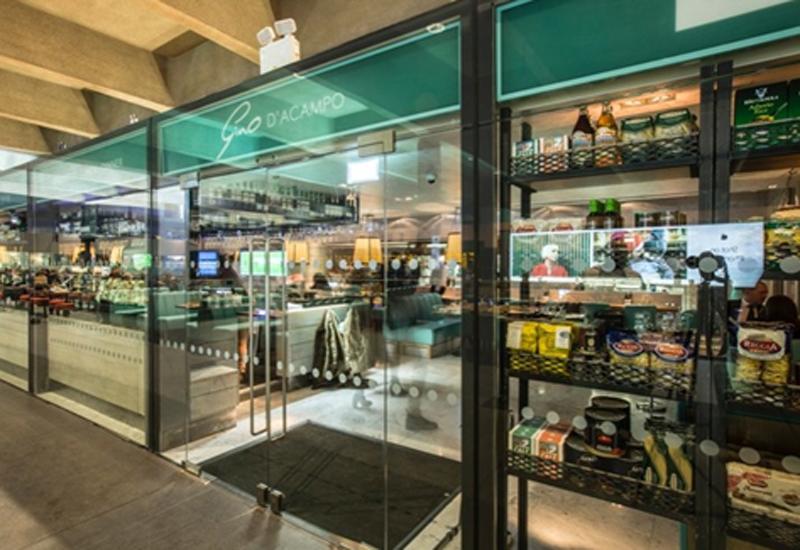 Gino D'Acampo – My Restaurant