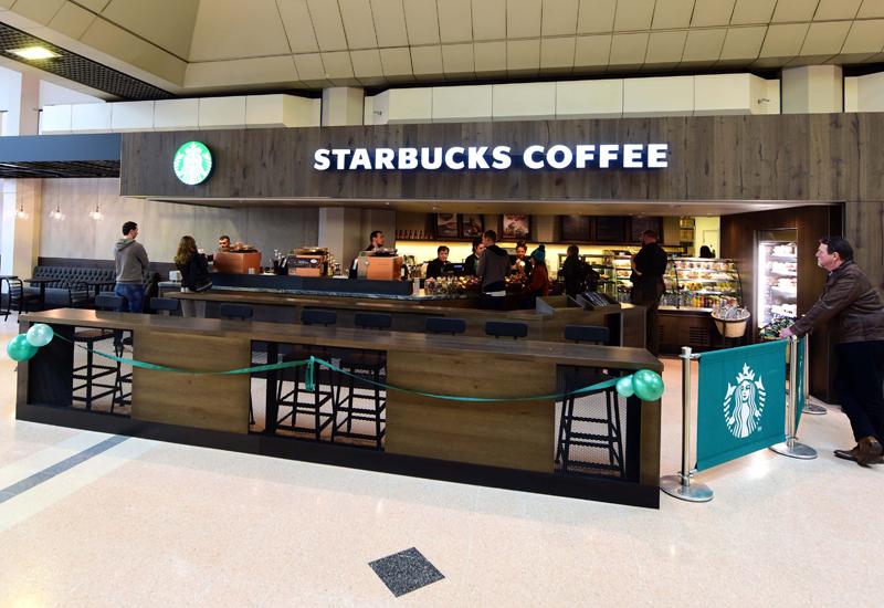 Starbucks, Birmingham NEC