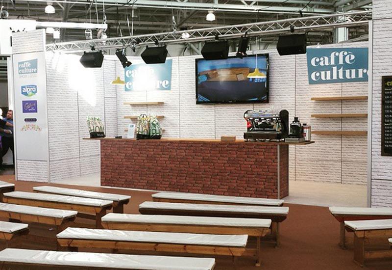 Caffe Culture seminar theatre