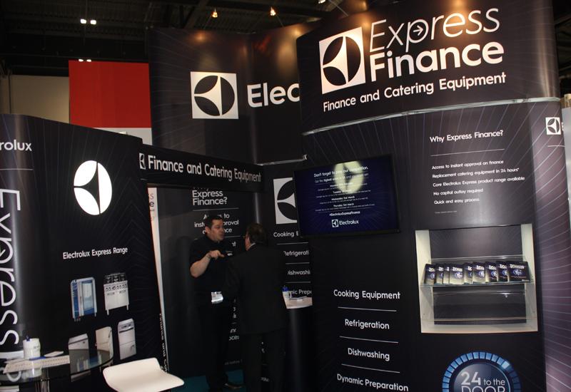 Electrolux Express Finance