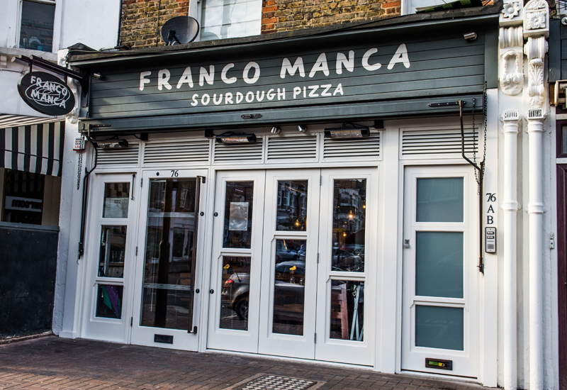 Franco Manca Clapham