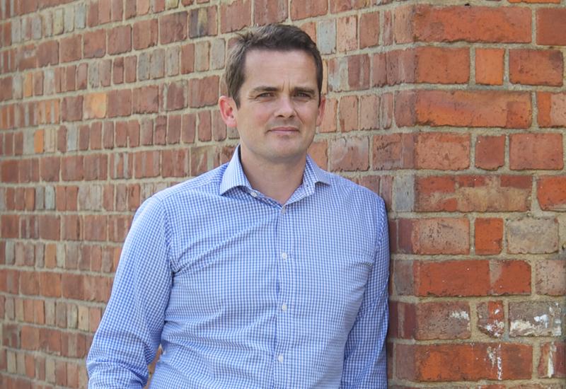 Gareth Sefton, managing director