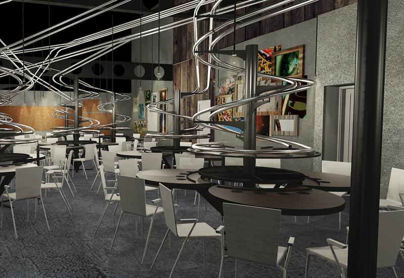 Rollercoaster restaurant 01