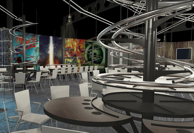 Rollercoaster restaurant 02