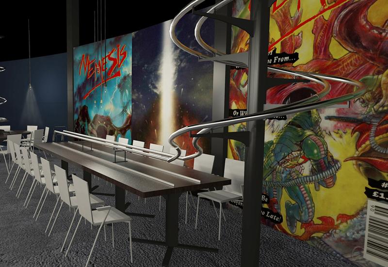 Rollercoaster restaurant 03