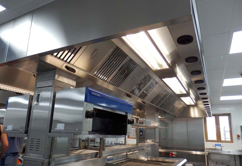Kitchen ventilation 2