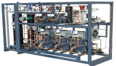 Green Cooling CO2 centralised packaged refrigeration unit