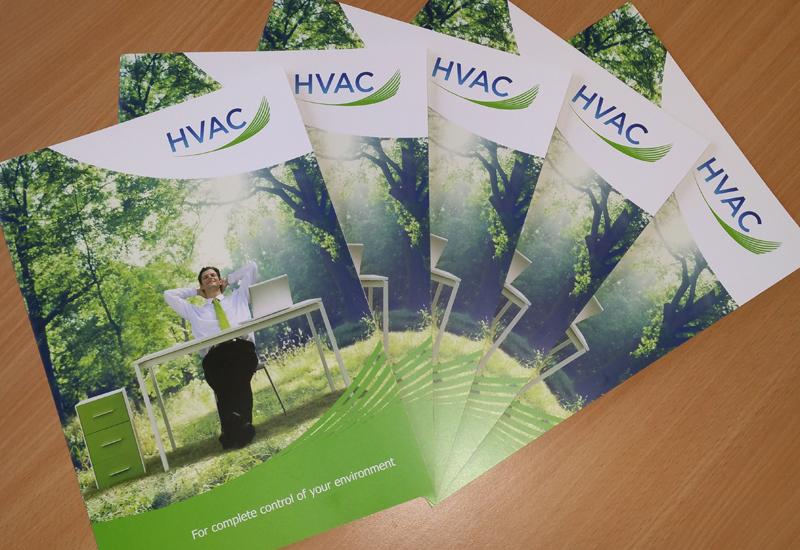 HVAC brochures