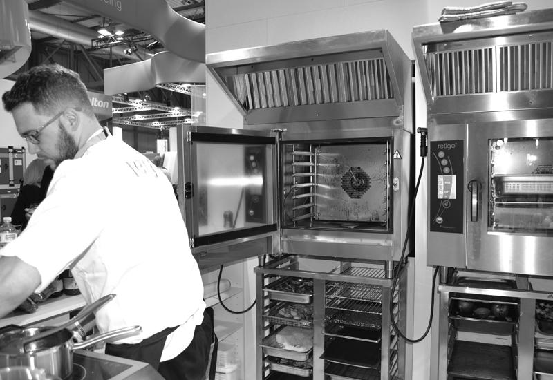 Retigo combi oven 1