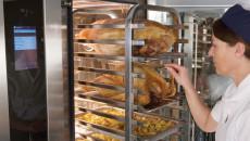 Retigo combi oven 2